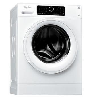 Whirlpool FSCR70410 Vrijstaand Voorbelading 7kg 1400RPM A+++ Wit