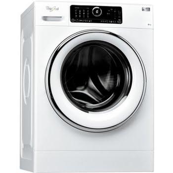 Whirlpool FSCR80420 Vrijstaand Voorbelading 8kg 1400RPM A+++-10% Wit wasmachine