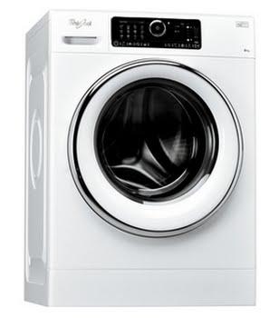 Whirlpool FSCR80621 Vrijstaand Voorbelading 8kg 1600RPM A+++ Wit