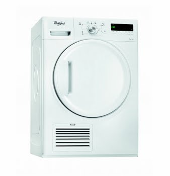 Whirlpool HDLX70310 Vrijstaand Voorbelading 7kg A+ Wit wasdroger