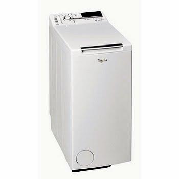 Whirlpool TDLR 70220 Vrijstaand Bovenbelading 7kg A+++ Wit wasmachine