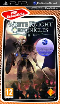 White Knight Chronicles Origins (essentials) (Sony PSP)