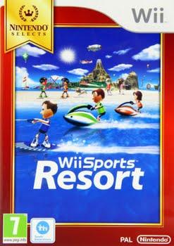 Wii Sports Resort (Nintendo Selects)