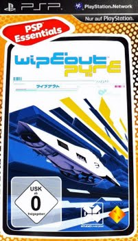 Wipeout Pure (essentials) (Sony PSP)