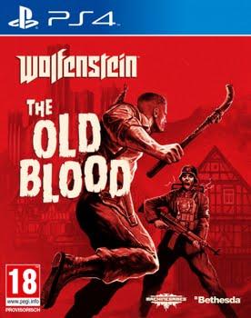 Wolfenstein The Old Blood (PS4)
