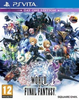 World of Final Fantasy Day One Edition (PS Vita)