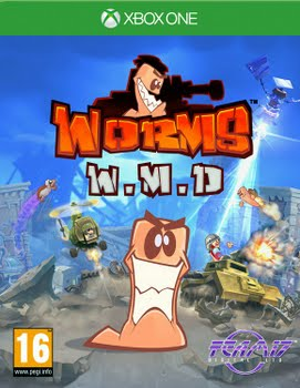 Worms Weapons of Mass Destruction (Xbox One)