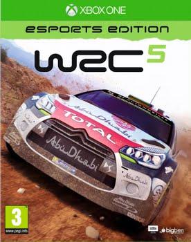 WRC 5 E-Sport Edition (Xbox One)