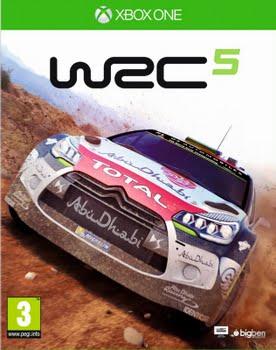WRC 5 (Xbox One)