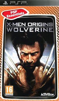 X-Men Origins Wolverine (essentials) (Sony PSP)
