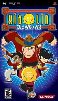 Xiaolin Showdown (Sony PSP)