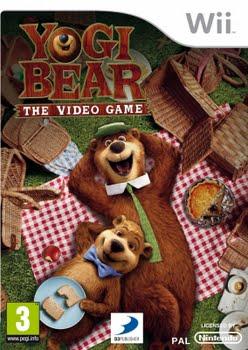 Yogi Bear the Video Game (Nintendo Wii)