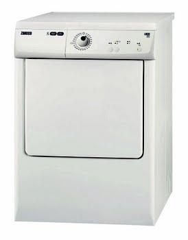 Zanussi ZTE7100PZ Vrijstaand Voorbelading 7kg C Wit