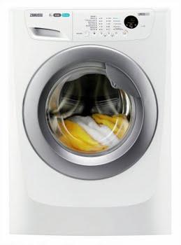 Zanussi ZWF8143NS Vrijstaand Voorbelading 8kg 1400RPM A+++ Wit wasmachine