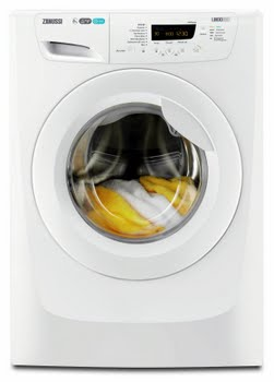 Zanussi ZWF8147NW Vrijstaand Voorbelading 8kg 1400RPM A+++ Wit wasmachine