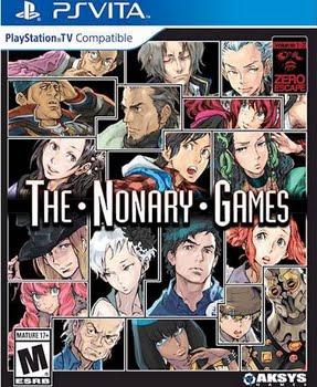 Zero Escape: The Nonary Games (PS Vita)