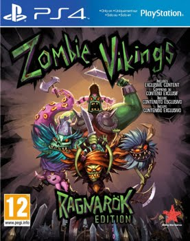 Zombie Vikings (PS4)