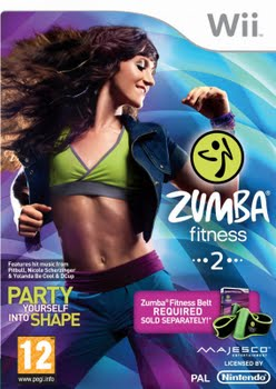 Zumba Fitness 2 (game only) (Nintendo Wii)
