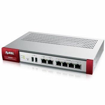 ZyXEL USG60 firewall (hardware)