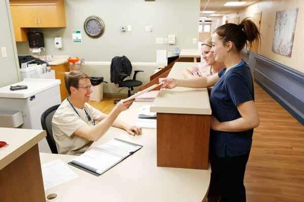Nurses-Station