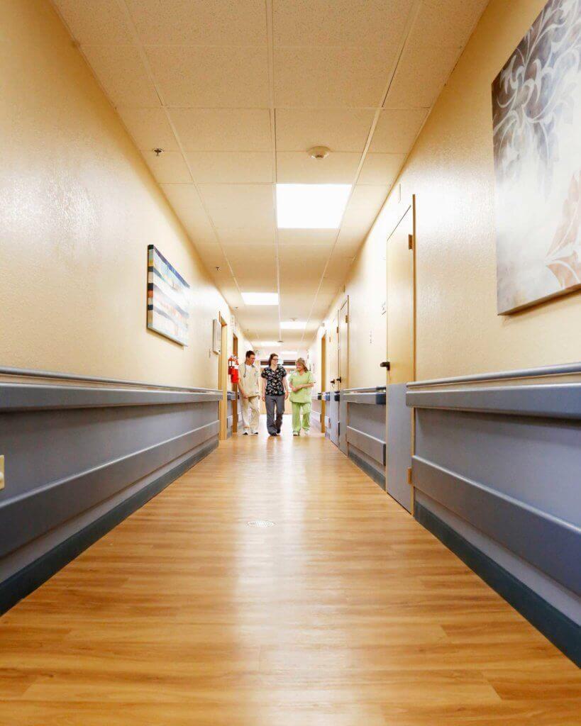 hallway vernon