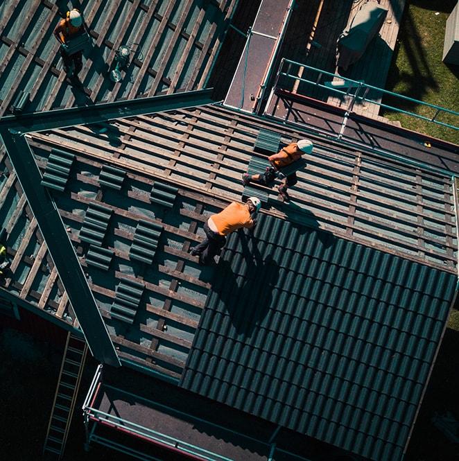 Takläggning & takrenovering i Sibble | Vesivek