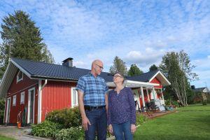 Heikki ja Margit Häivälä