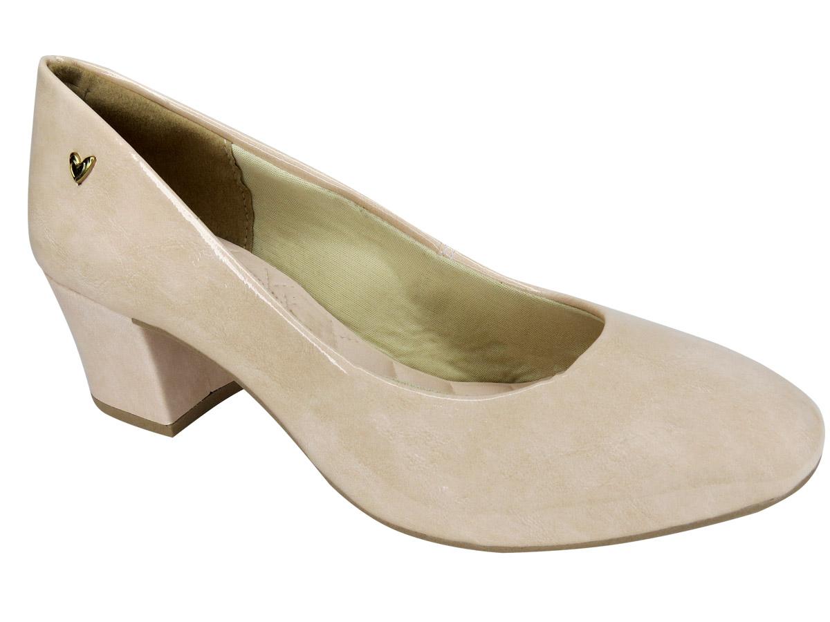 Sapato Feminino Mississipi Ref:Q0111