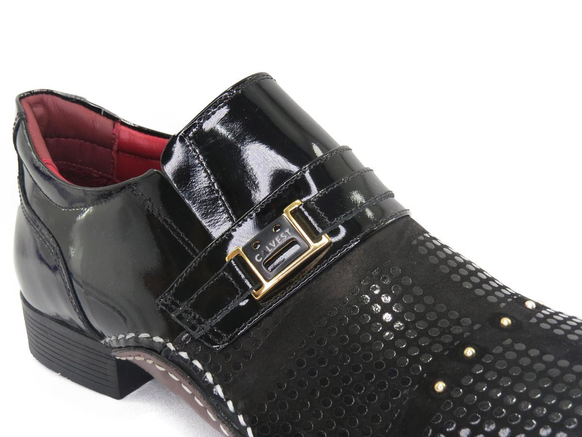 Sapato Masculino Calvest Ref:1930D121
