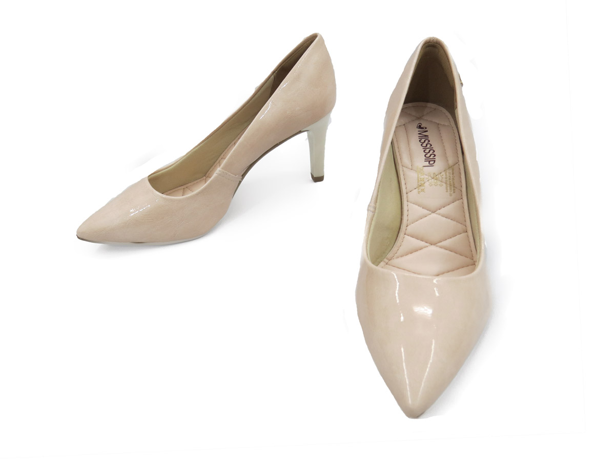 Sapato Feminino Mississipi Ref:Q0092