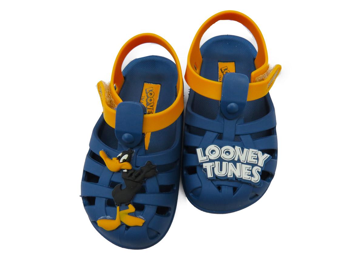 Sandalia Grendene Looney Tunes Grendene Kids Ref:22057