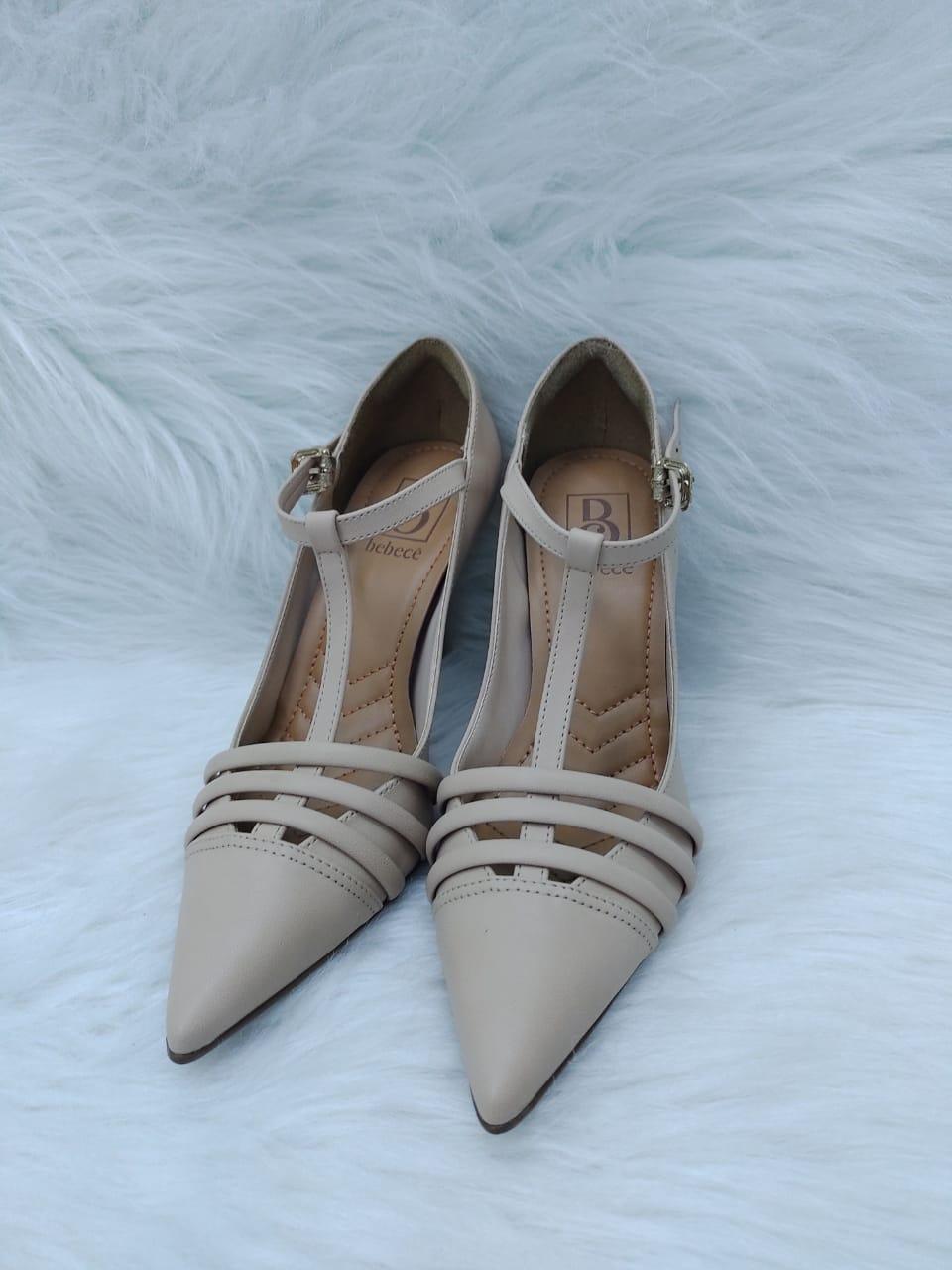 Sapato Feminino Bebece Ref:T9420-110