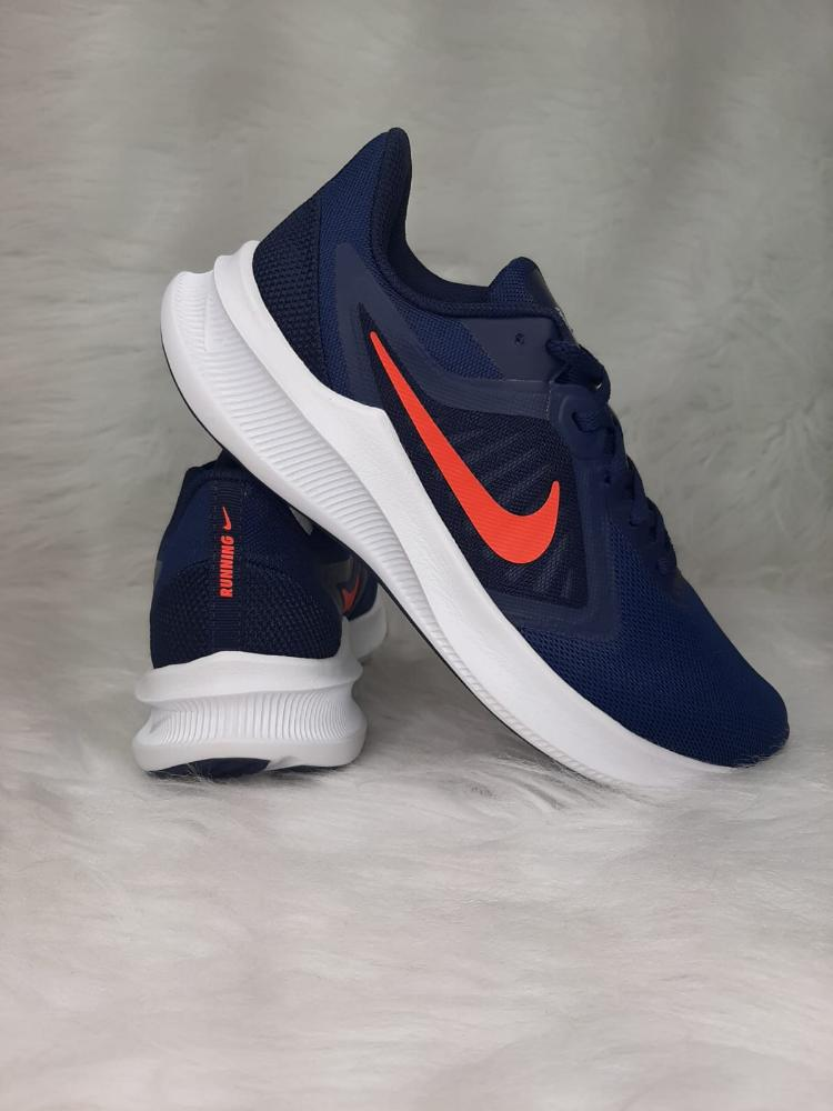 Tenis Masculino Nike Downshifter 10 Ref:CI9981400