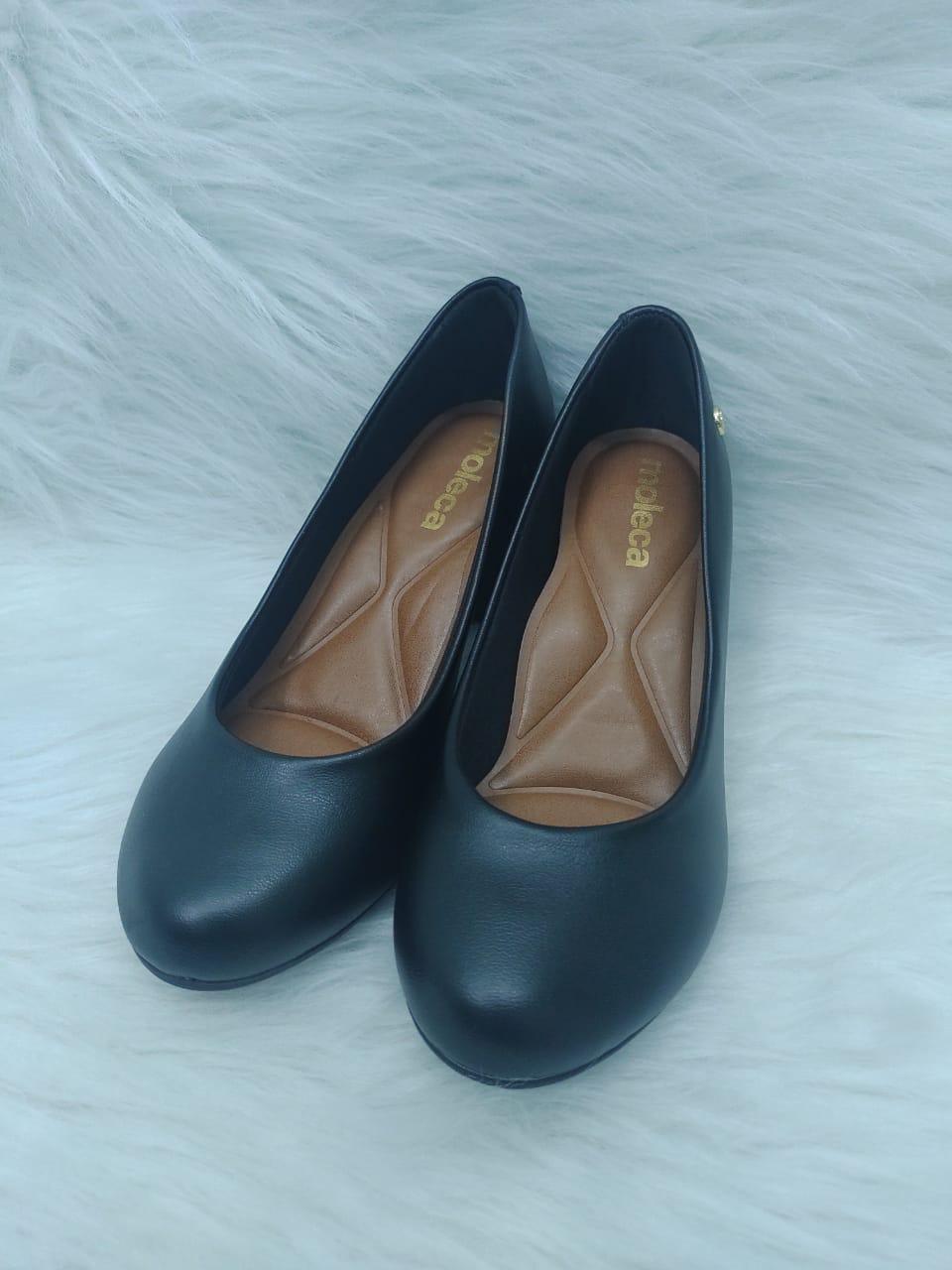 Sapato Feminino Moleca Ref:5708.102