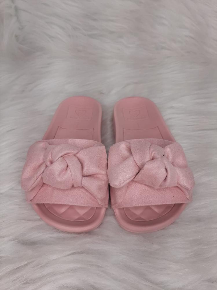 Chinelo Infantil Menina Molekinha Slide Ref:2311.103
