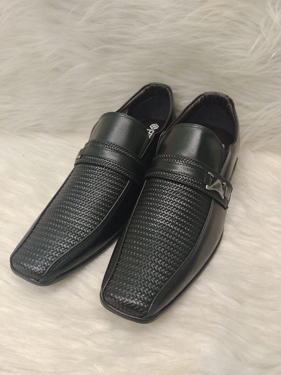 Sapato Masculino Bertelli Confort Ref:70.092