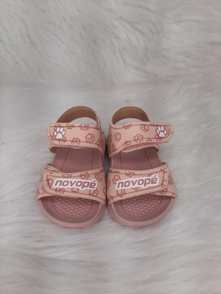 Sandalia Infantil Menina Novope Ref:904N518