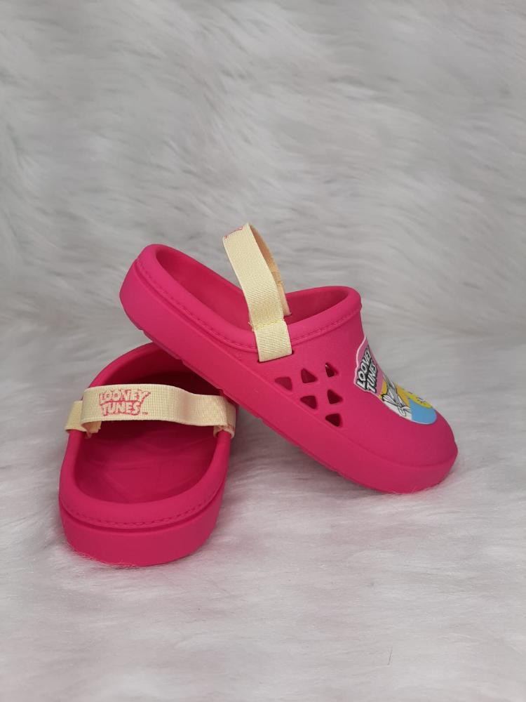 Crocs Infantil Menina Grendene Warner Ref:22573