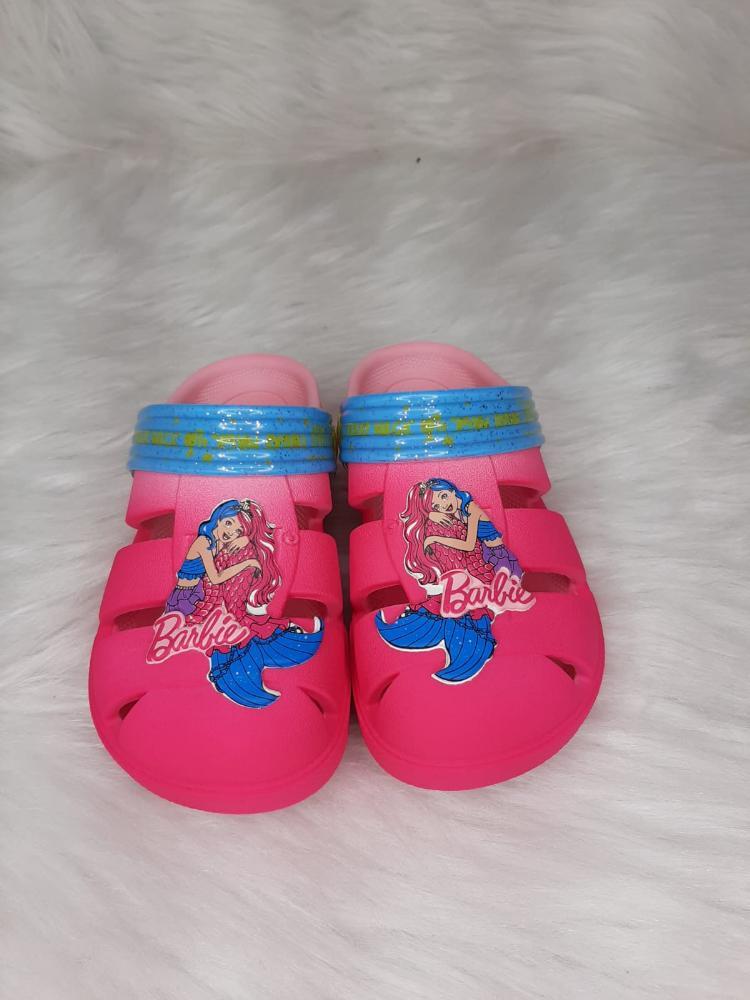 Crocs Infantil Menina Grendene Barbie Ref:22586