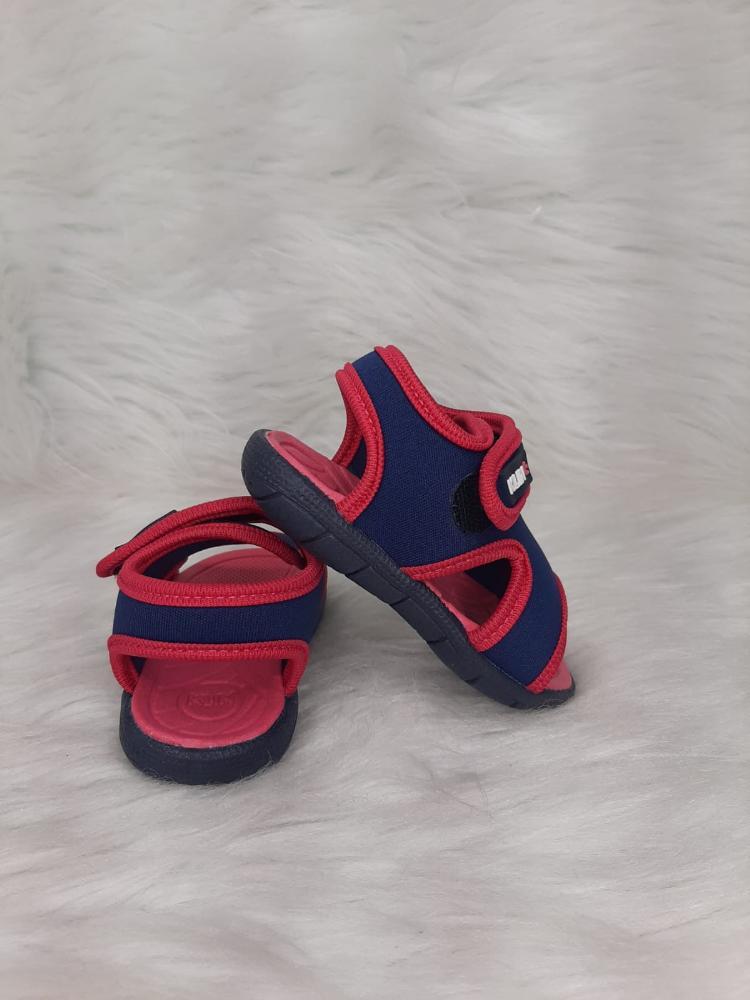 Sandalia Infantil Menina Klin Papete Tic Tac Ref:711139000