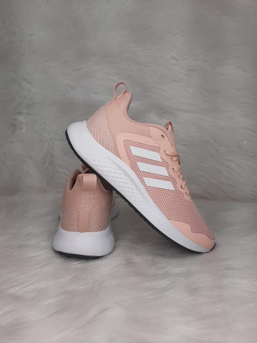 Tenis Feminino Adidas Fluidstreet Ref:H04606