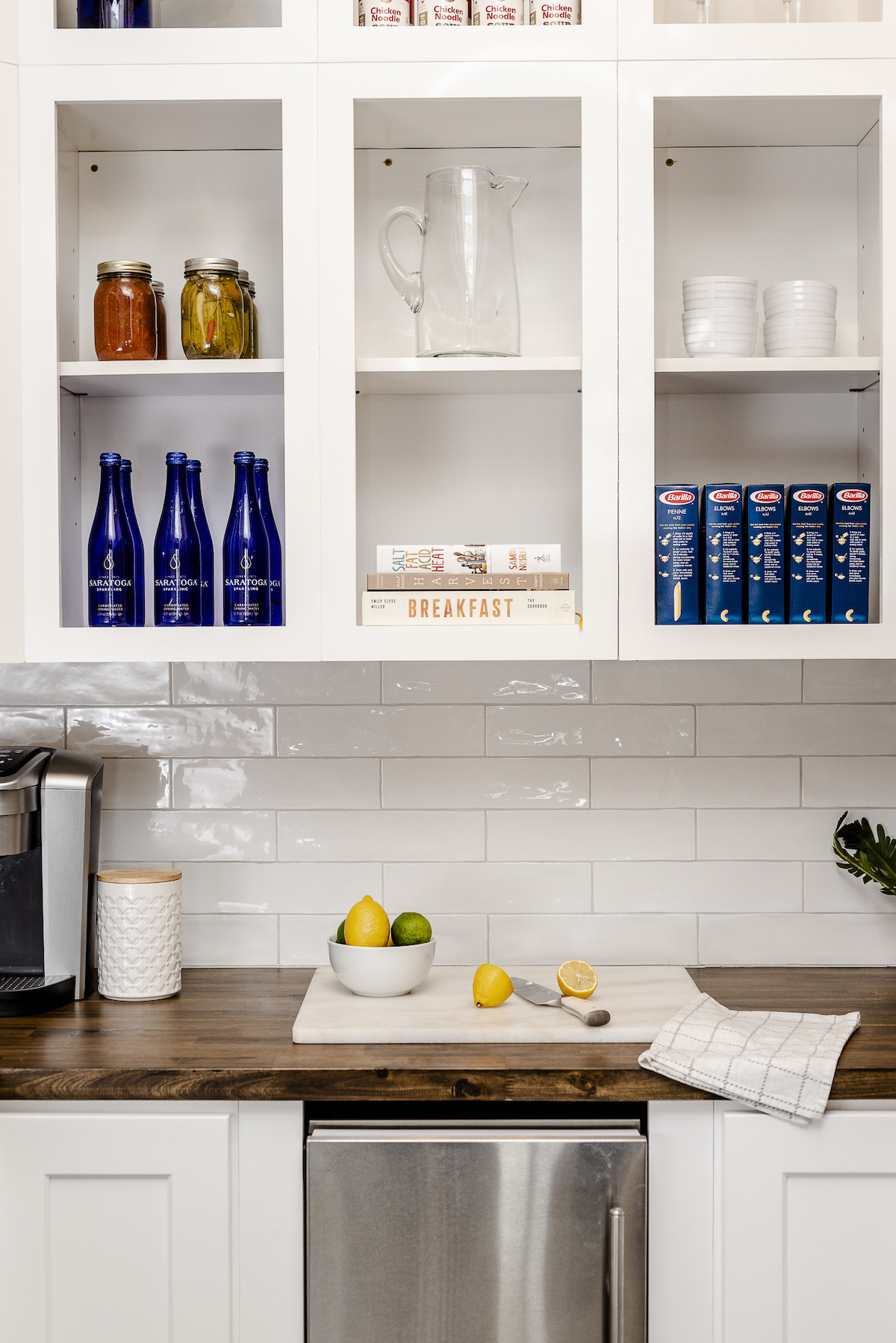 Vevano Pantry Project Cabinets