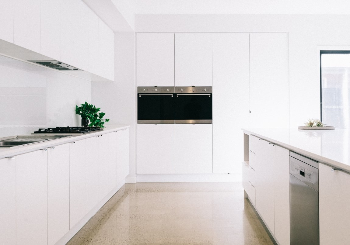 Minimalist Interior Design Kitchen