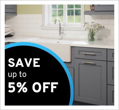 save on cabinets
