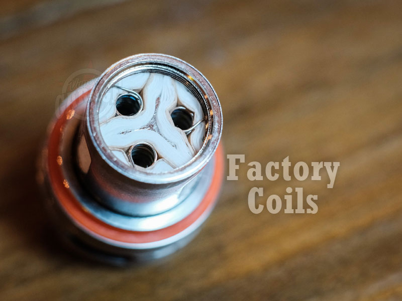 Using Factory Coils and How to make them last longer!