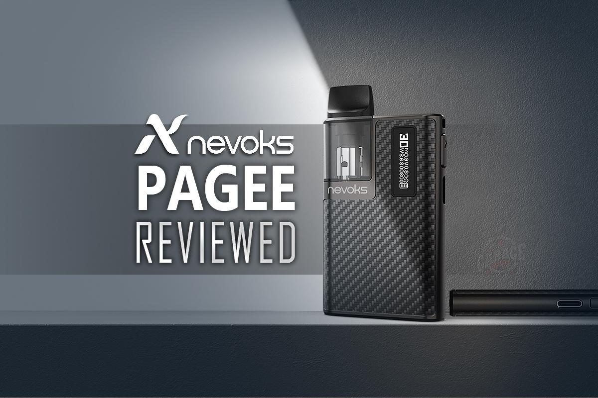 Nevoks Pagee Pod Reviewed