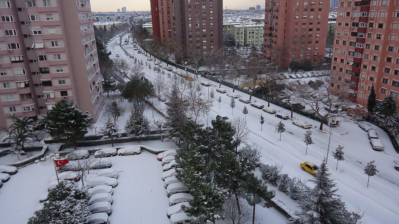 Ataköy bölgesinde Kiralık Tatil Evleri