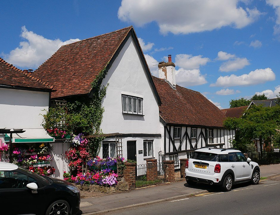 Bed and breakfast in Eynsford