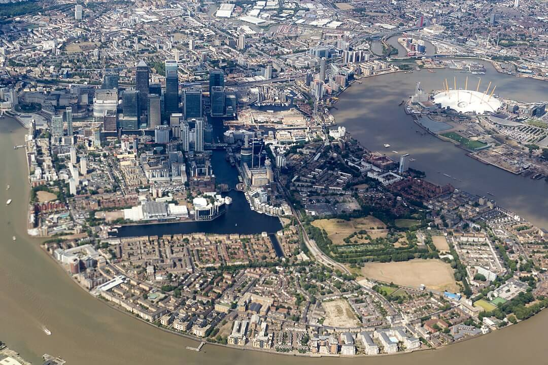 Bed and breakfast in Isle of Dogs