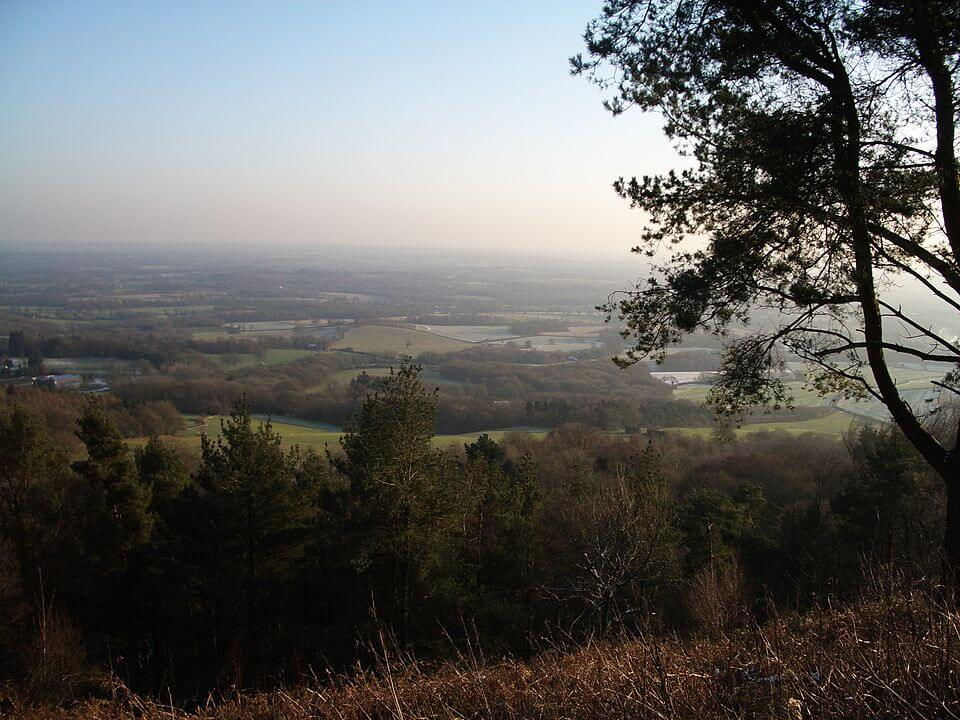 Bed and breakfast in Leith Hill